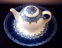 Teapots and Platters