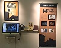 History Revealed Exhibition