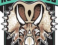 Triceratops Design