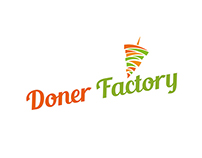Doner Factory, Logo Design