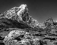The Khumbu Area - The way to the Everest Base Camp