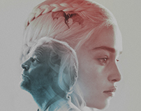 Game of Thrones Seasons 04 character Image Art