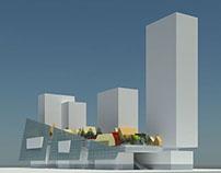 Concept Village Suspendu - Centre Commercial