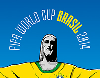 FIFA World Cup Brasil 2014 Posters