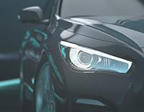 Nissan - Infiniti Q50