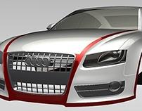 Audi class A - Alias