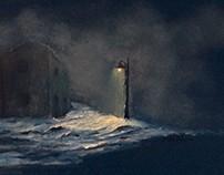 Düşen Kar 4 | Falling Snow 4