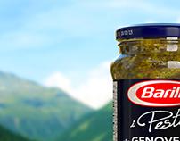 I Pesti Barilla /// 3D Creative visuals and Advertising