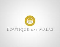 New Logo for Boutique das Malas