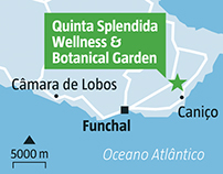 Hotel locator map