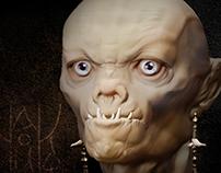 Alien Ancestor