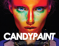 CANDYPAINT for Tirade Magazine Issue 3