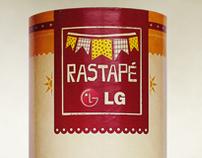 Rastapé - LG