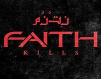 Faith Kills/Rottenart/MRDRNY - Football Kit