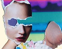 Paper Collage (v)