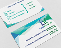 EUROCOMFORT call card