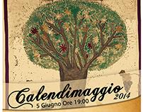 Calendimaggio Event Identity & Advertising