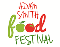 Adam Smith Food Festival video
