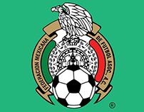 Infograma de la Selección Mexicana