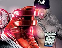 Trap Music Flyer