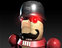 Panzerknacker the Nutcracker