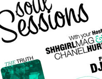 Soul Sessions Posters