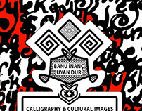 Poster for Calligraphy & Cultural Images Exhibition