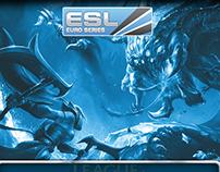 ESL Euro Series - New Graphic Line 2014