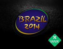 Brazil 2014 FIFA