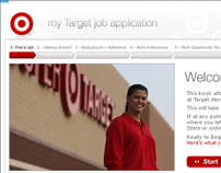 Target Job Application System