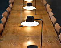 Arne Jacobsen - St Catherine's College, Oxford