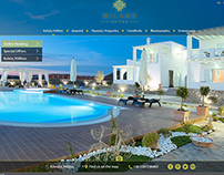 Hotel Website