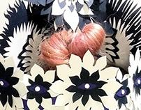 Snake Eyes Headdress
