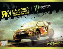 FIA World Rallycross brochure