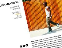 Elton Anderson Portfolio