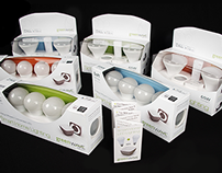 Connected Lighting Products Packaging