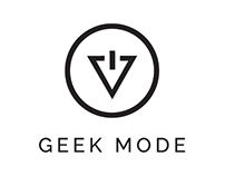 Geek Mode Logo Design