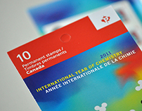 Canada Post International Year of Chemistry