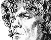Illustration - Tyrion Lannister