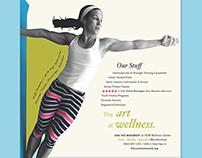 HCM Wellness Center Ad