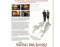 Saving Mr Banks Magazine Ad