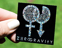Zero Gravity Business Card