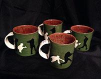 Baseball Mug Series