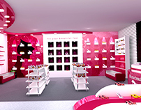 Shoe Company Interior Design