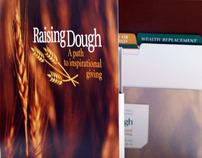 Fundraising Event Collateral - Raising Dough