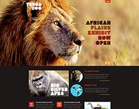 Terra Zoo Website Template