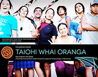 Taiohi Whai Oranga Social Investment Plan