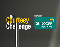 Suncorp Courtesy Challenge