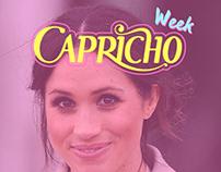 Capricho Week - Meghan Markle