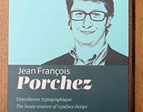Book: Jean François Porchez